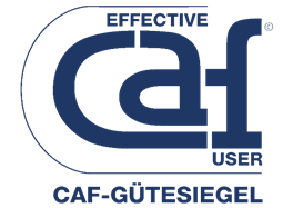 effective caf user | CAF Gütesiegel